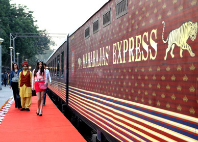 train luxe inde