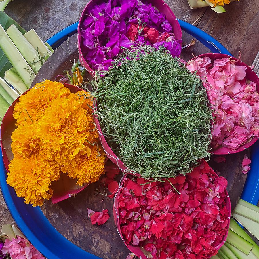 Offrandes Balinaise