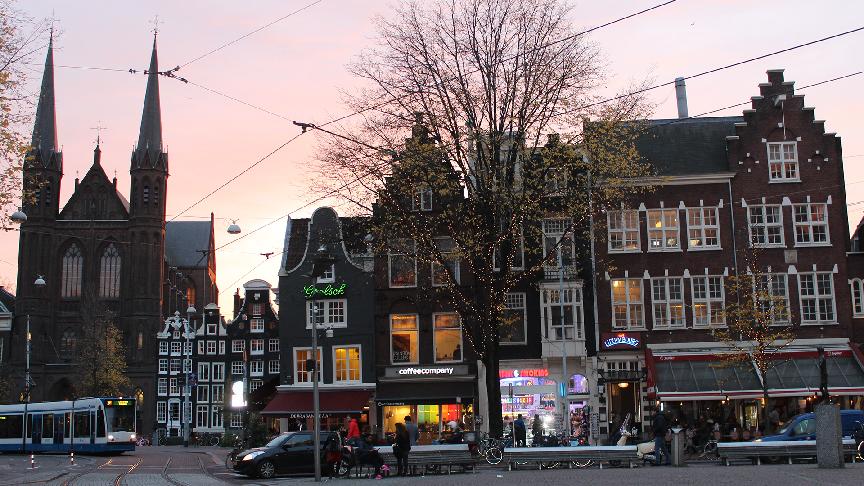 Boites à Amsterdam