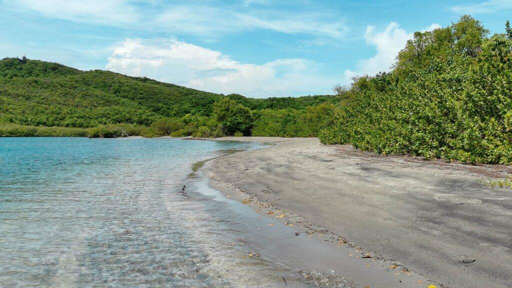 La Baie du Trésor plages de martinique