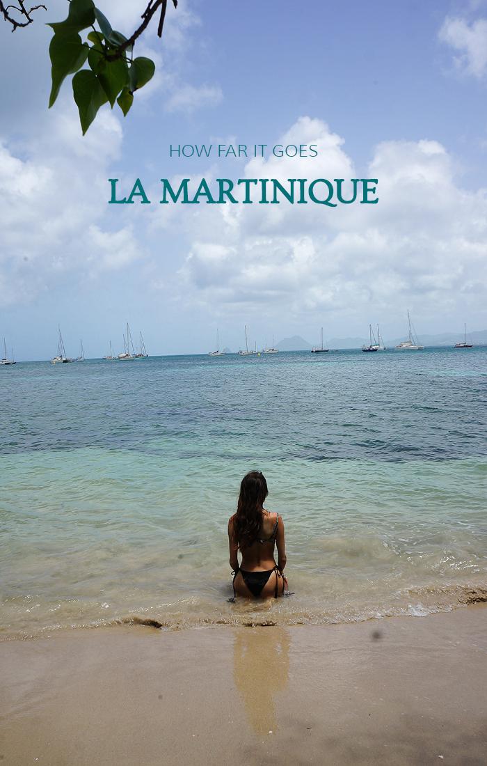 Voyager en Martinique