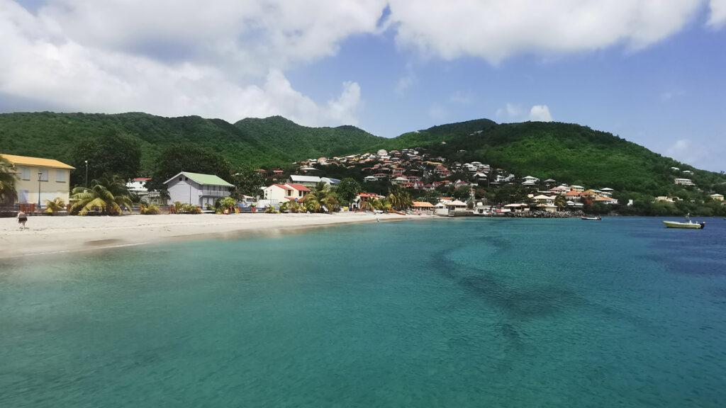 anse d'arlet plages de Martinique